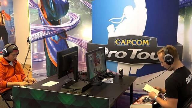 Un jugador de Street Fighter busca inspiración en el libro de Daigo tras perder un asalto