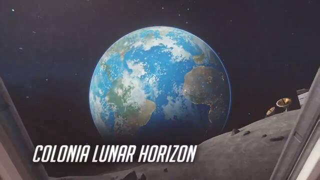 Primer vídeo de Colonia Lunar Horizon, el nuevo mapa de Overwatch