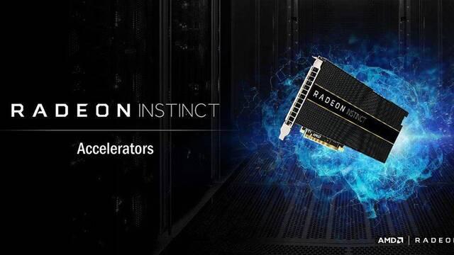 AMD anuncia las especificaciones la nueva Radeon Instinct MI25