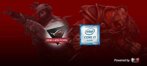 El clasificatorio español a ROG Masters de CS:GO se celebrará en Gamergy