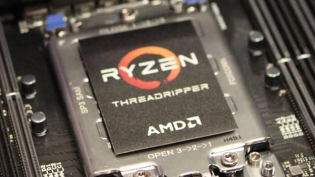Los Threadripper de AMD podrían salir al mercado con un precio rompedor