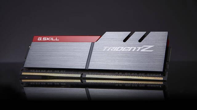 G.Skill presenta la nueva serie de memorias DDR4 de hasta 4400 MHz