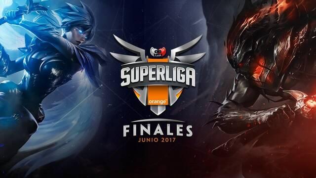 Gamergy 7: Finales Superliga Orange de League of Legends en directo