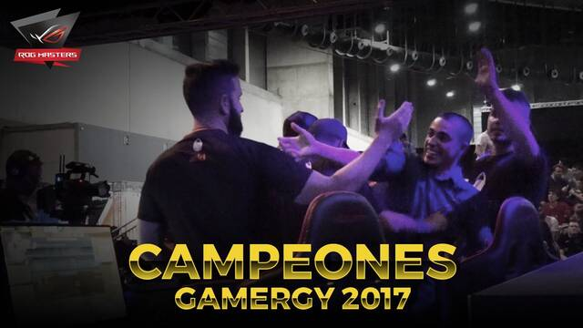 Gamergy 7: X6tence gana el Clasificatorio Español ROG Masters de CS:GO