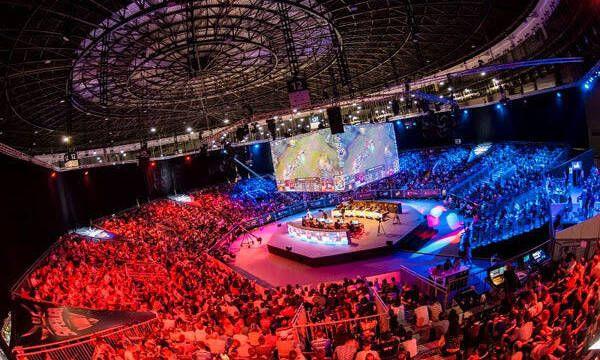 Gamergy 7 llegó a su fin con más de un millón de espectadores entre todas sus competiciones