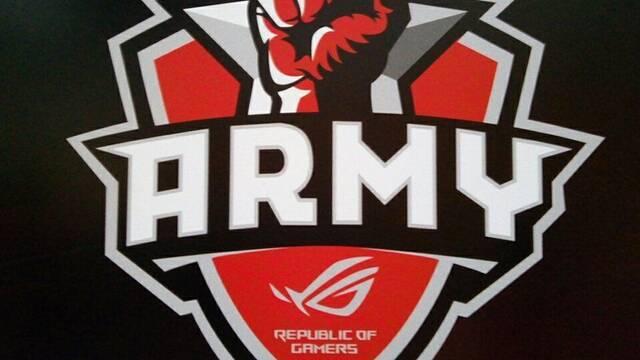 ASUS ROG Army logra conservar su plaza en la Superliga Orange