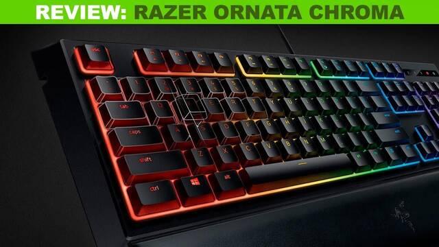 Review: Razer Ornata Chroma