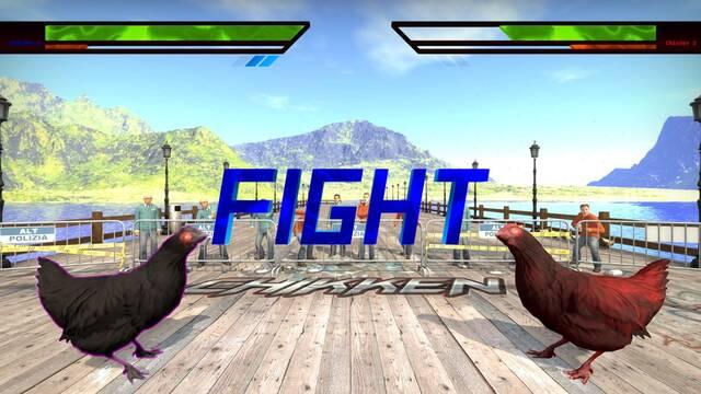 Chikken, el nuevo mod de CS:GO en el que las gallinas se pelean al más puro estilo Tekken