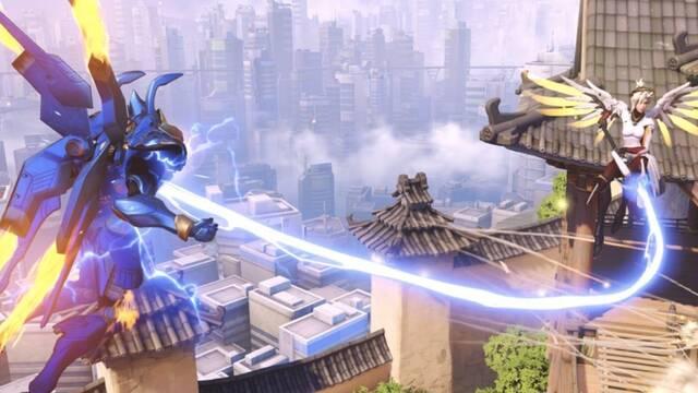Un jugador logra completar su reto de jugar 100 horas con cada héroe de Overwatch