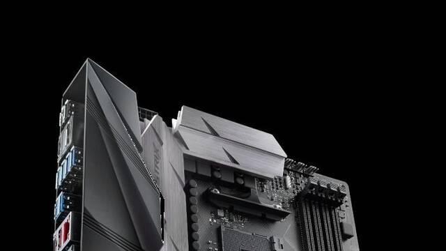 ASUS ROG Strix X370-F Gaming, una placa de gama media para AMD Ryzen