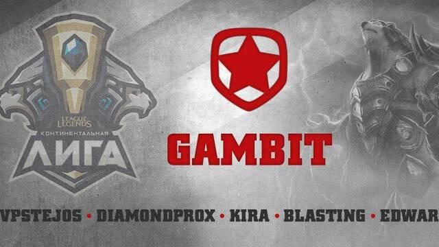 PvPStejos y Kira fichan por Gambit