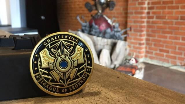Así es la chaqueta que Riot está entregando a los mejores Aspirantes de League of Legends