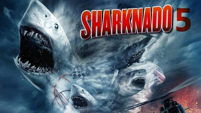 Censor, jugador de Call of Duty, tendrá un importante papel en la película Sharknado 5