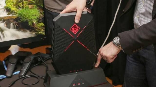 Omen X Compact Desktop, un ordenador en forma de mochila pensado para la realidad virtual