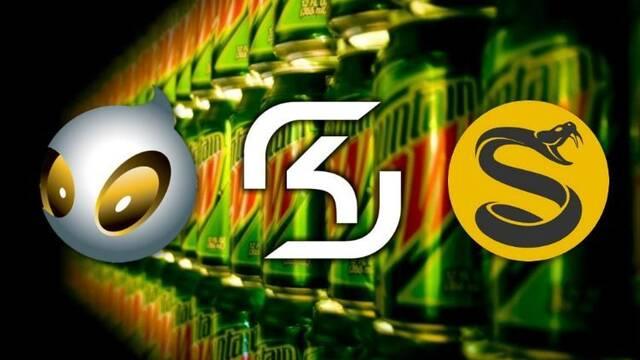 PepsiCo redobla sus esfuerzos en los esports cerrando acuerdos con Dignitas, Splyce y SK Gaming