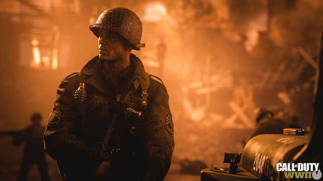 Call of Duty: WWII nos deja nuevos detalles de su multijugador