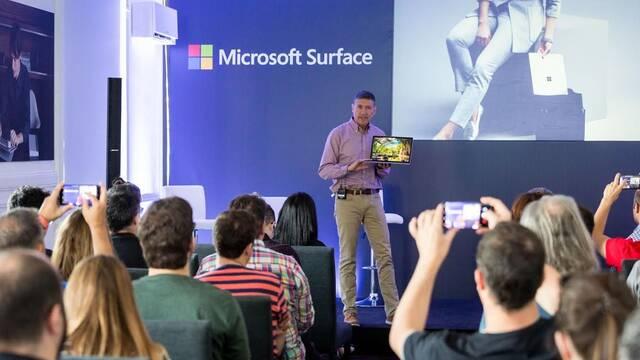 Surface Pro y Surface Laptop llegarán a España el 15 de junio