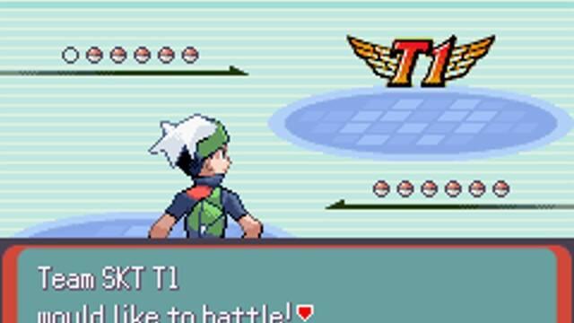 Un fan crea un juego de Pokémon con campeones de League of Legends