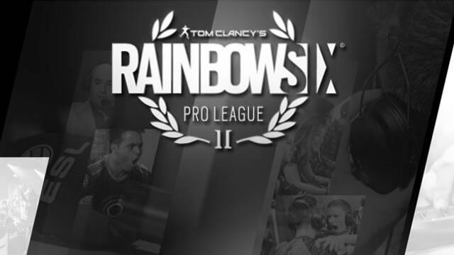 Comienza la Temporada 2 de la Rainbow Six Pro League