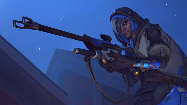 Ana, la nueva heroína de Overwatch