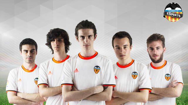 El Valencia C.F. presenta a su equipo de LoL con Pepiinero como estrella