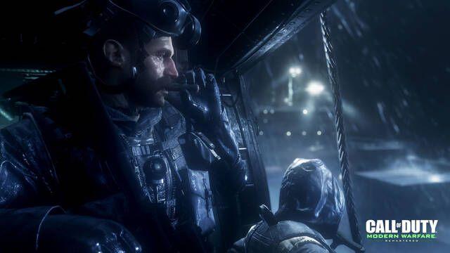 Se muestra la segunda misión de Call of Duty Modern Warfare Remastered