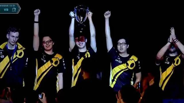 DreamHack día 2: Dignitas, campeón de Heroes of the Storm