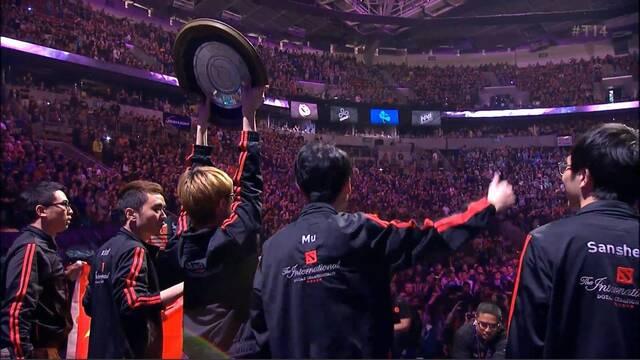 The International 6 bate el récord con sus premios de más de 18,5 millones de dólares