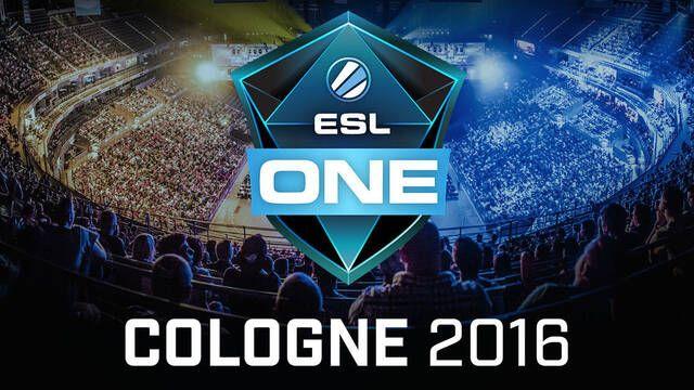 Primeros clasificados para los Playoffs de ESL One: Cologne 2016