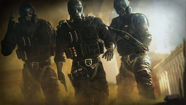 Disponibles los sets exclusivos de Rainbow Six: Siege