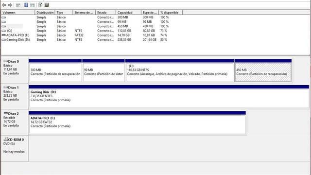 Te explicamos por qué tienes que particionar tu disco duro con Windows