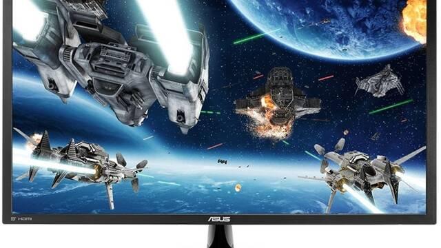 ASUS lanza VP28UQG, un monitor gaming de 28 pulgadas con resolución 4K UHD