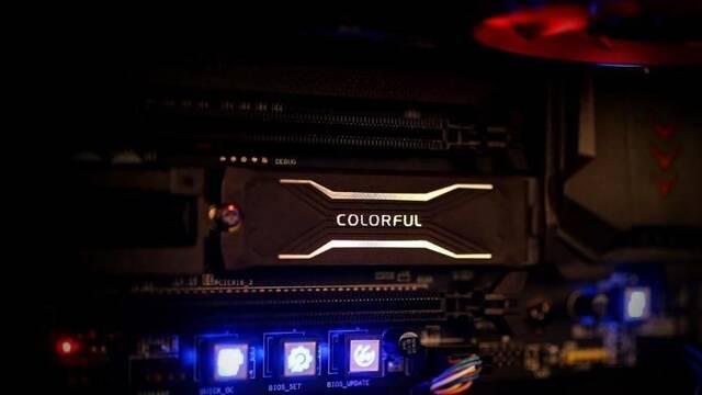 Colorful presena tres modelos diferentes de almacenamiento SSD