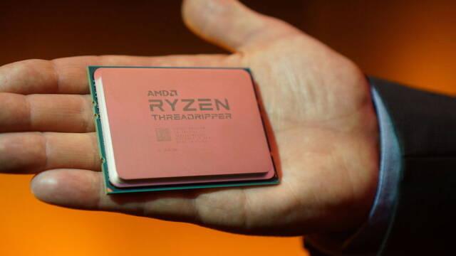 Los procesadores Ryzen 1920X y 1950X vendrían con un kit refrigeración líquida