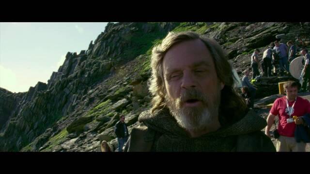 Star Wars Episodio VIII: Los Últimos Jedi - Tras las escenas