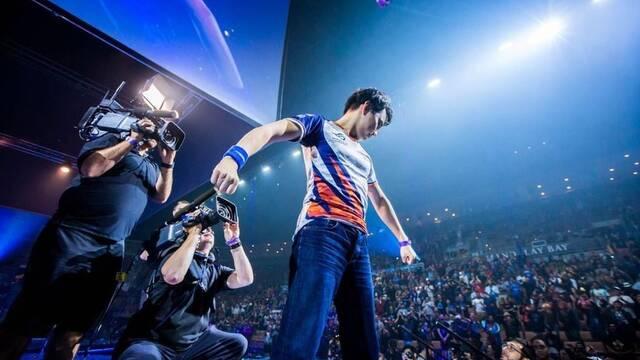 Tokido, campeón de Street Fighter V en el EVO 2017