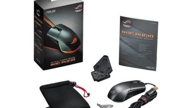 ASUS sigue ampliando su gama de ratones gaming con ROG Pugio