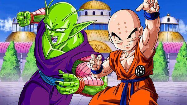 Piccolo y Krillin estarán en Dragon Ball FighterZ