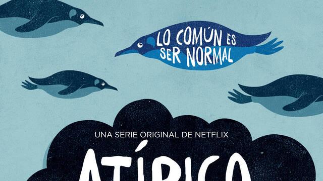 Póster y tráiler de Atípico, la nueva comedia de Netflix