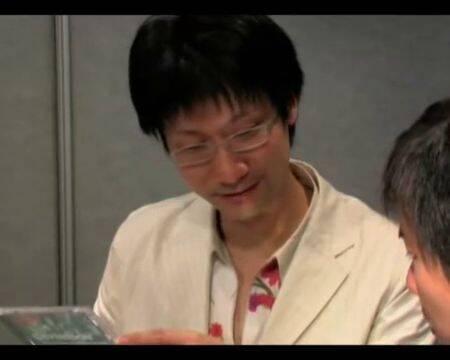 El día que Kojima descubrió en directo que el tema de MGS es un plagio