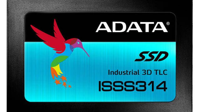 ADATA anuncia los SSD ISSS314, unas unidades muy resistentes y eficientes