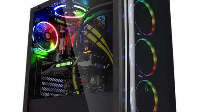 Thermaltake presenta la semitorre View 21 Tempered Glass Edition