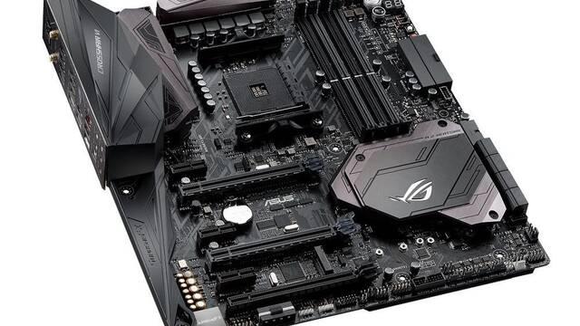 ASUS anuncia la ROG Crosshair VI Extreme, una placa base para procesadores Ryzen