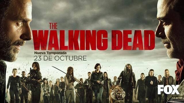 The Walking Dead estrenará su nueva temporada el 23 de octubre en España