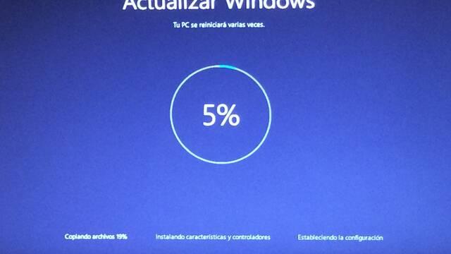 Las actualizaciones de Windows 10 te molestarán menos en tus partidas tras el verano