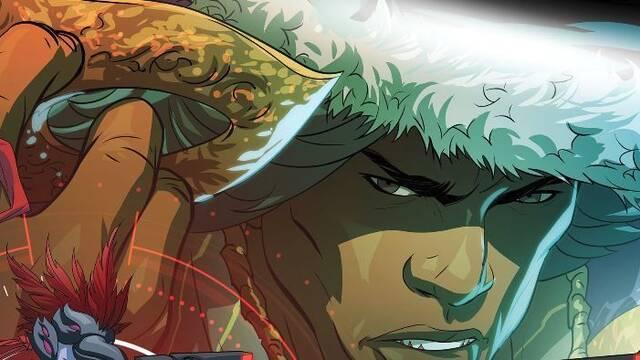 Mascarada, el nuevo cómic de Overwatch protagonizado por Doomfist