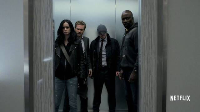 Marvel - The Defenders se estrena el 18 de agosto: nuevo tráiler