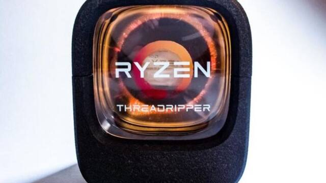 AMD muestra el embalaje de los Ryzen Threadripper