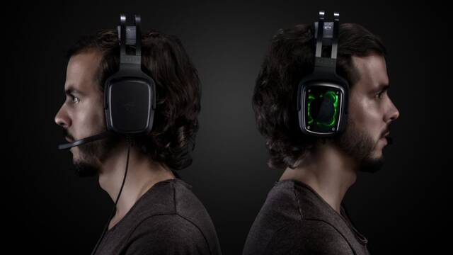 Tiamat 7.1 V2, los nuevos auriculares de Razer con sonido surround posicional