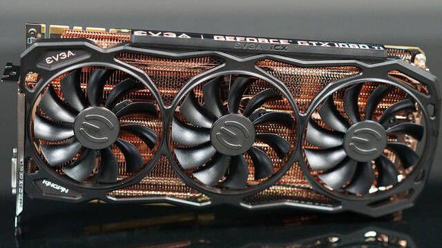EVGA lanza la GeForce GTX 1080 Ti K|NGP|N, una tarjeta gráfica impresionante